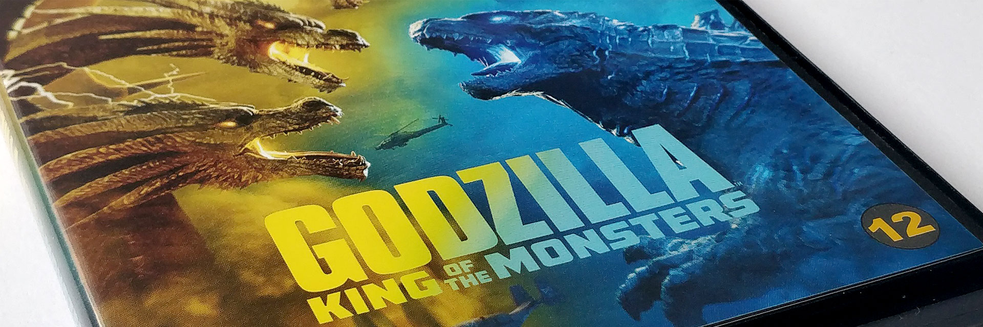 Godzilla: King of the Monsters (2019) 4K Ultra HD Blu-ray -arvostelu
